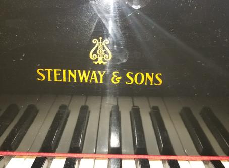 1893 Steinway A Restoration