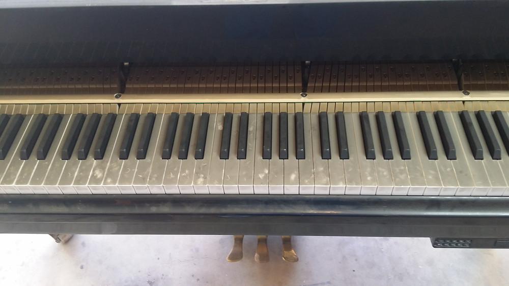 Piano Tuning, Fire Damage, Piano Repair