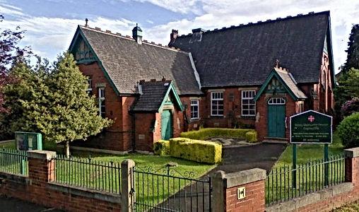 Trinity, Eaglescliffe Methodist Church