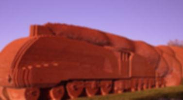 Darlington Brick Train