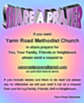 Share a Prayer YR 2017