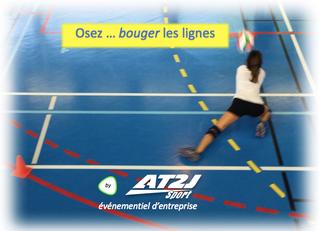 Avec AT2J Sport & Event, bougez, faites bouger !
