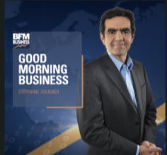 Stephane Soumier - BFM Business -  AT2J