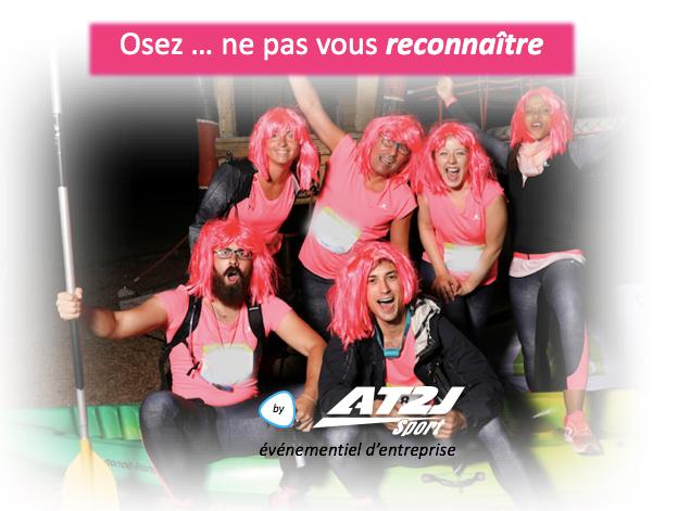 Raid multi-sport AT2J - photo Agence Capa