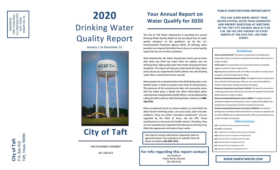 Taft - Water Report for 2020 (REV)-page-