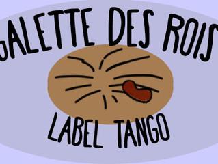 label tango stages et milonga le 20 janvier