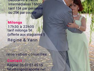 stage du 4 juillet 2021 a Clichy