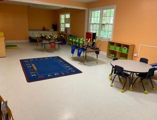 3 -5 Year old classroom