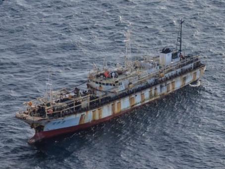 ¿Qué tiene que ver Roque Sevilla, 165 barcos chinos y el acuerdo de New York con Galápagos?