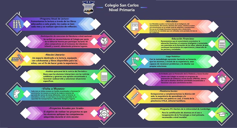 Proyecto Fortaleza Colegio San Carlos Pr
