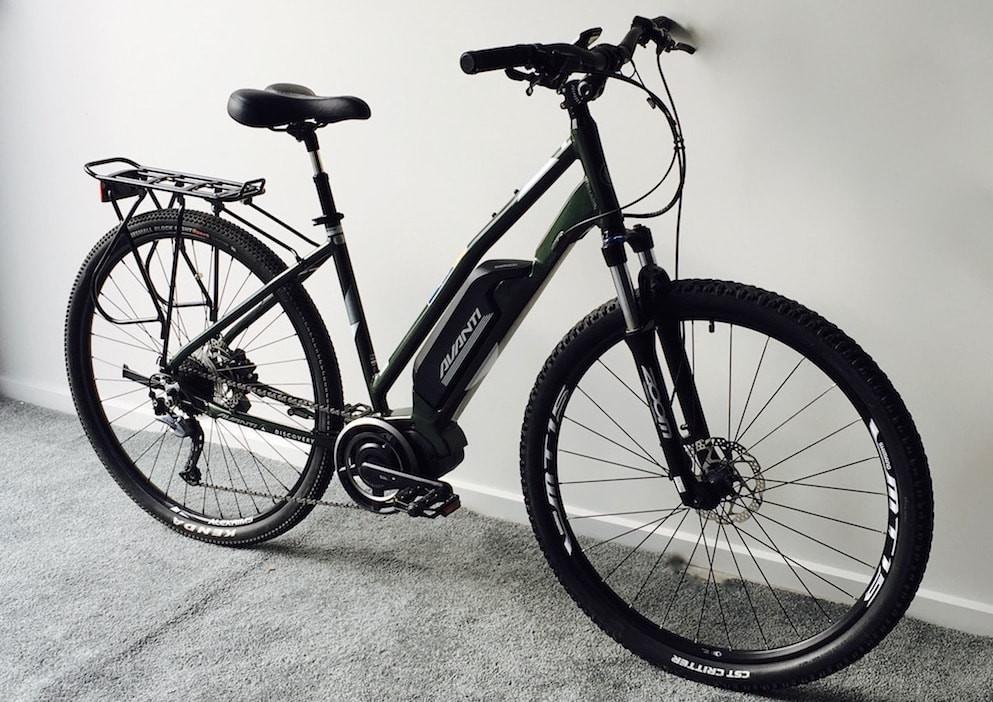 Avanti & Merida E-Bike