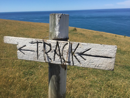 Our Hiking Track Grading System explained