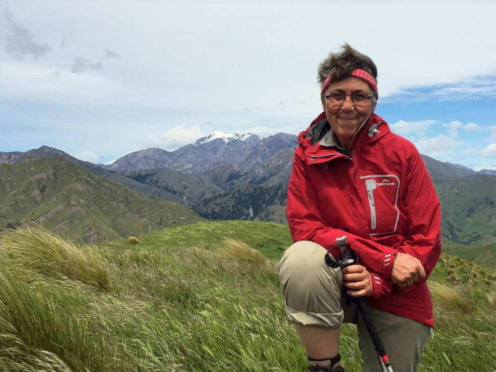 Tour Guide on Awatere Track