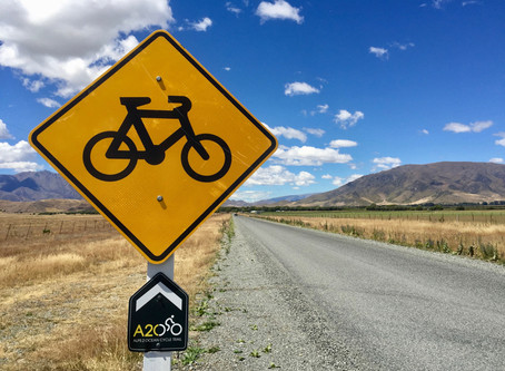 It's your choice - the right bike for your Alps 2 Ocean Cycle Tour