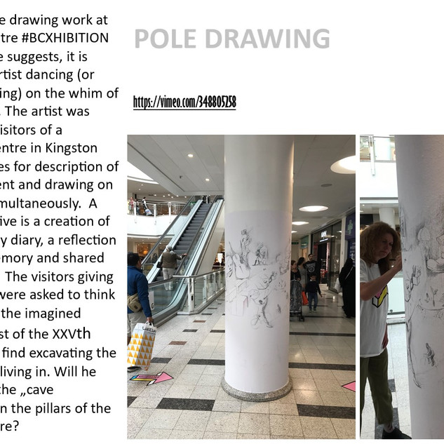 Pole drawing