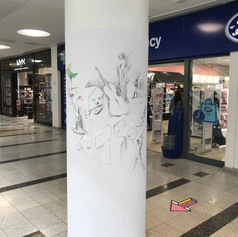 Pole drawing