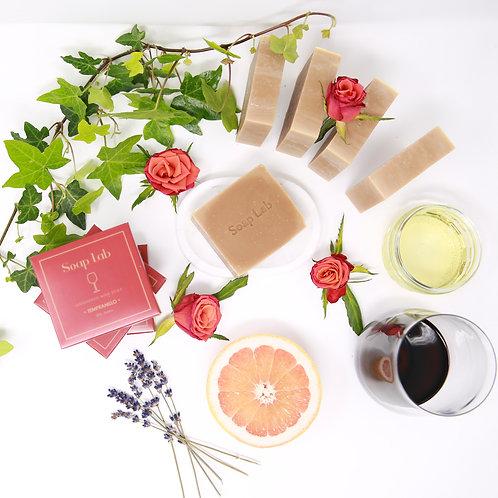Tempranillo wine soap