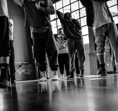 shared training torino_pratiche di danza a CASA LUFT