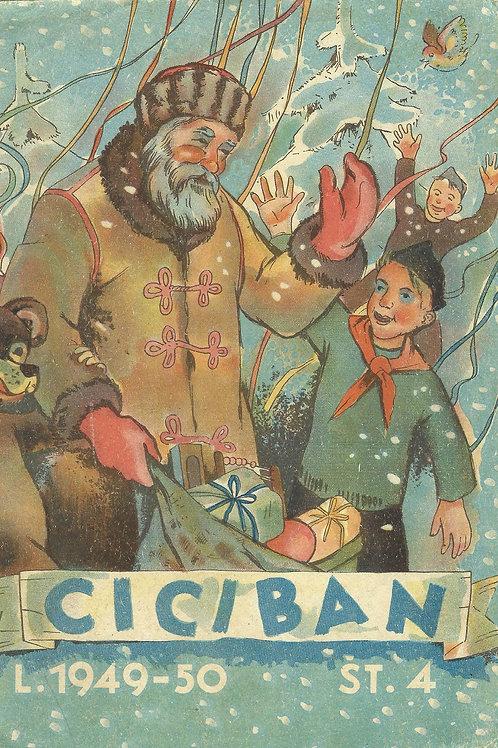 118. Ciciban, 1949/50, št. 4