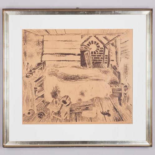9. France Mihelič: Pozabljeni umetnik