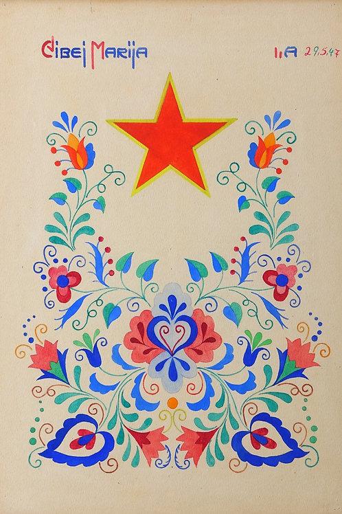 98. Rdeča zvezda