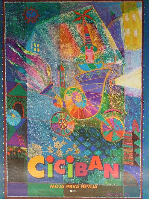 37. Ciciban moja prva revija