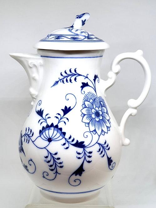 Zwiebelmuster čajnik