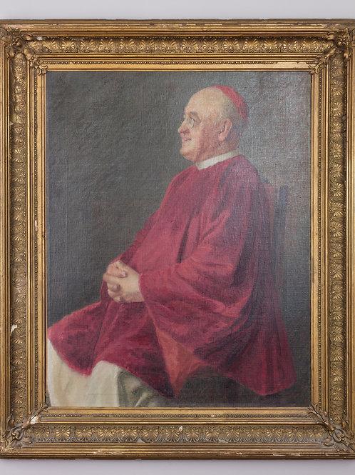 23. Gašpar Porenta: Portret škofa Karlina