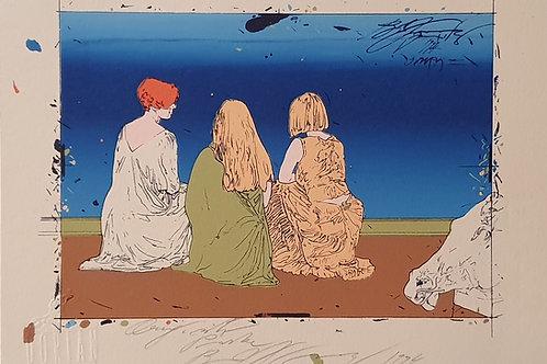 Rudi Španzel: Tri sestre