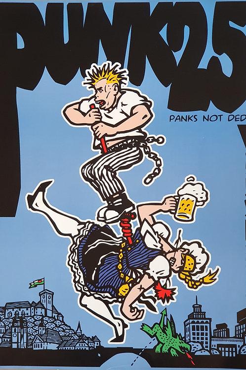 119. Kostja Gatnik, Punk 25