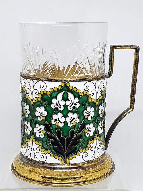 Ruski kozarec za čaj