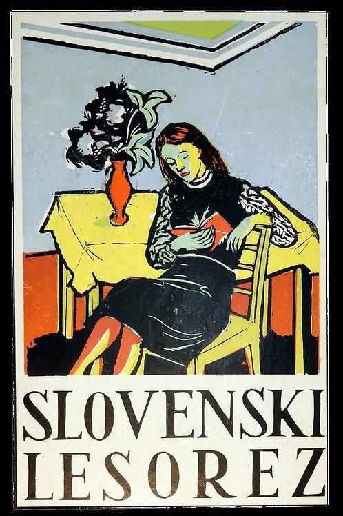 18// Slovenski lesorez