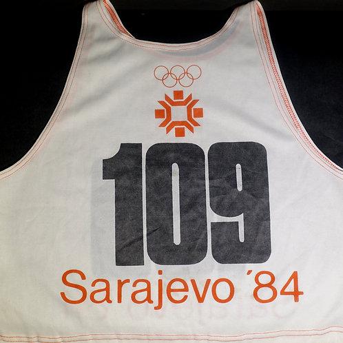 134. Lot – Olimpijske igre Sarajevo 1984