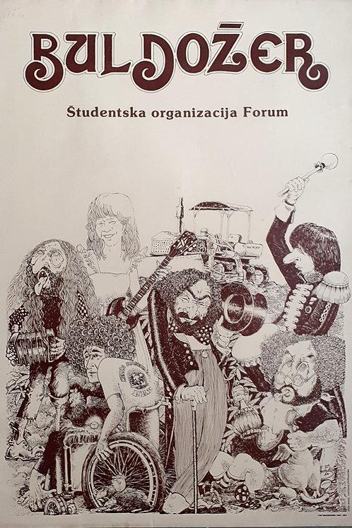 72. Slavko Furlan: Buldožer
