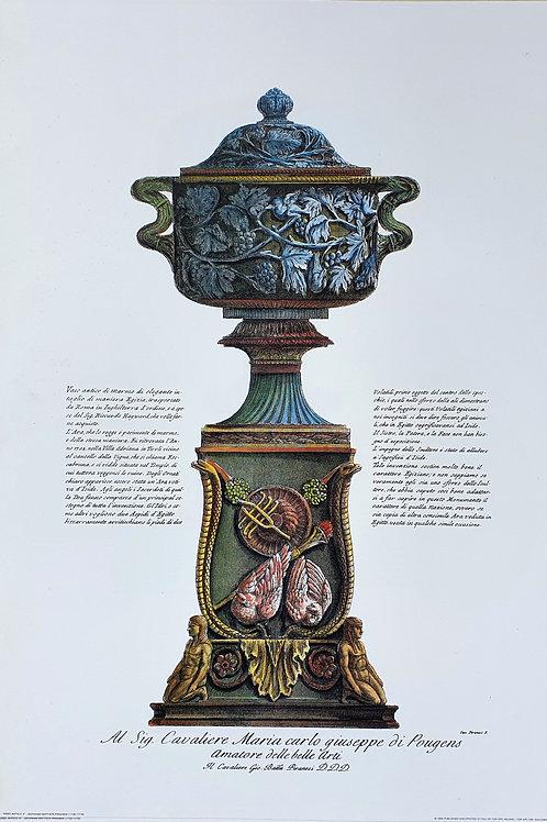131. Piranesi Giovanni Battista: Antična vaza II.