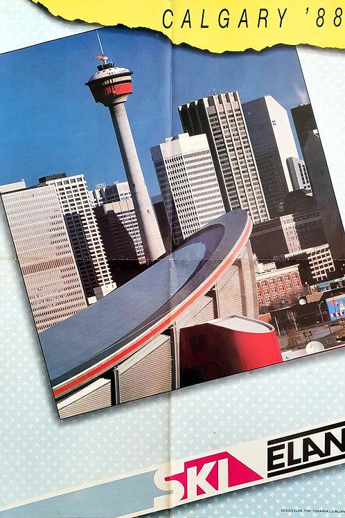 146. Calgary zimske olimpijske igre 1988