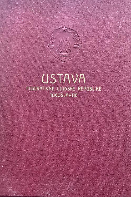 Ustava Federativne ljudske republike Jugoslavije (1946)