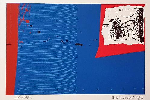 Boge Dimovski: Abstrakcija