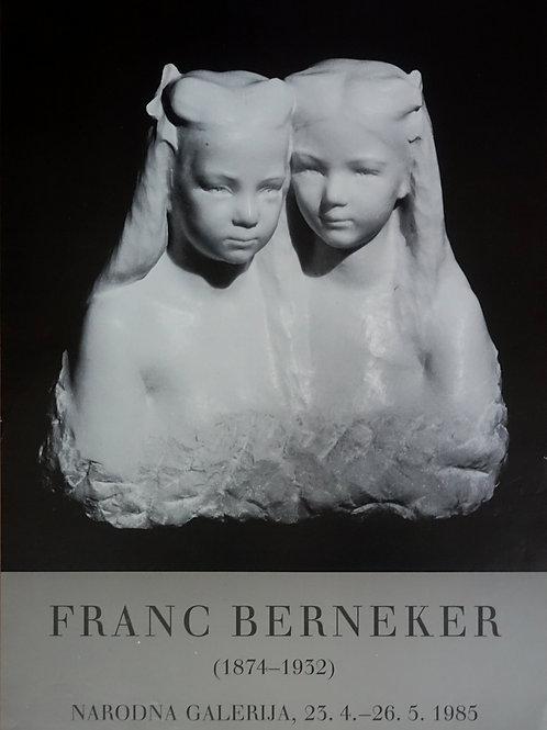 20. Franc Berneker v Narodni galeriji