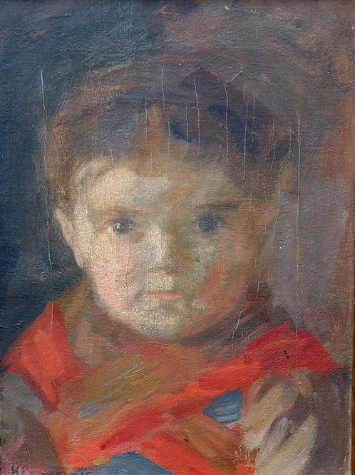Fran Klemenčič: Deček