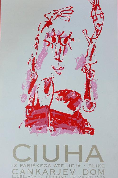 13. Ciuha, Iz pariškega ateljeja