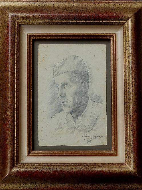 73. Marjan Koršič: V Gonarsu 1942