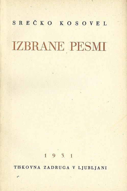 103. Srečko Kosovel: Izbrane pesmi