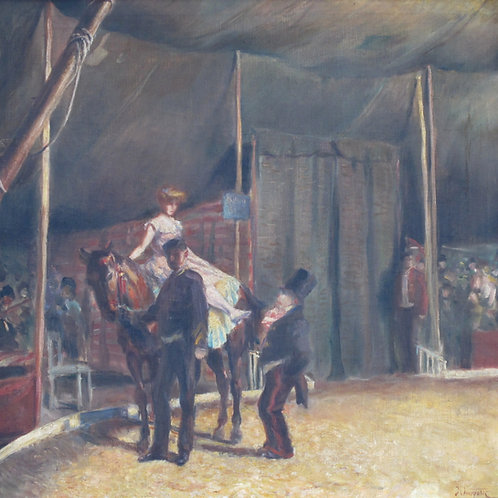 150// Ivan Vavpotič:  V cirkusu