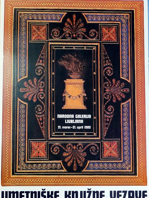 16. Umetniške knjižne vezave v Narodni galeriji
