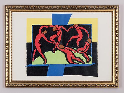 115. Henri Matisse: Ples (The Dance)