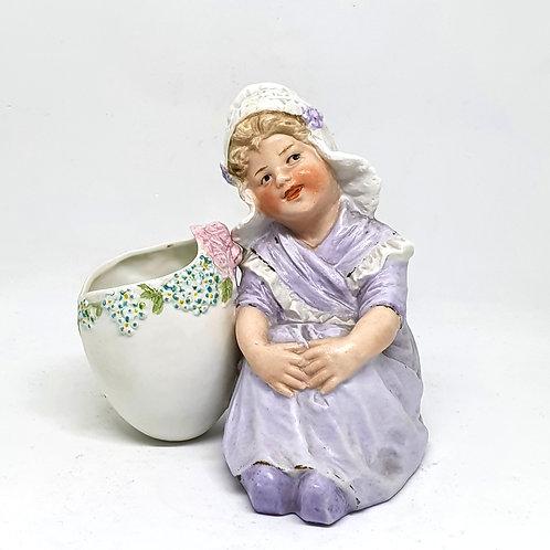 Velikonočna secesijska vazica