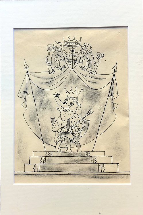 Milan Bizovičar (?): Nosati kralj