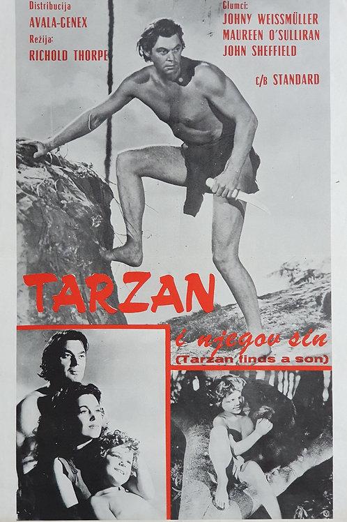 62. Tarzan in njegov sin