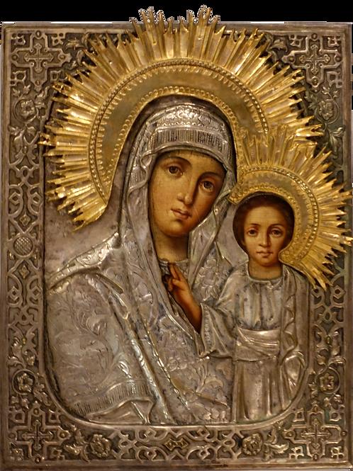 Bogorodica (Marija z Jezusom)